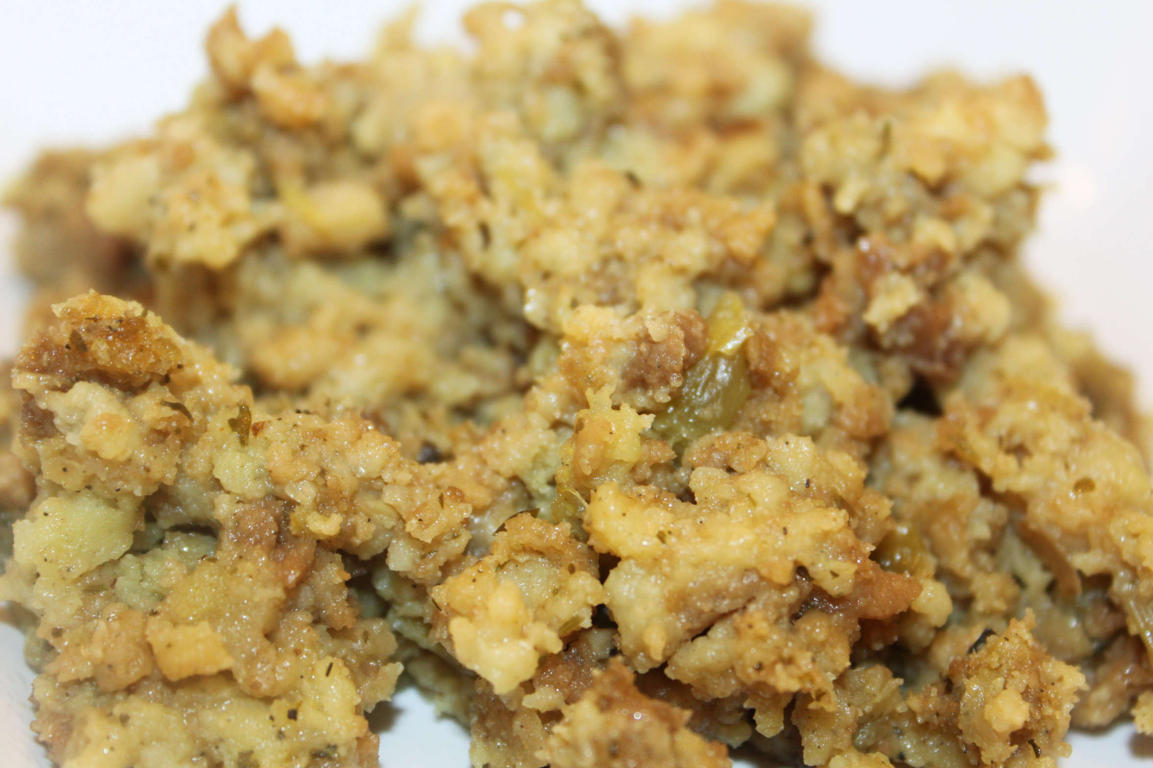 Classic Turkey Recipes Thanksgiving  Classic Stuffing Recipe Just The Way My Parents Made It