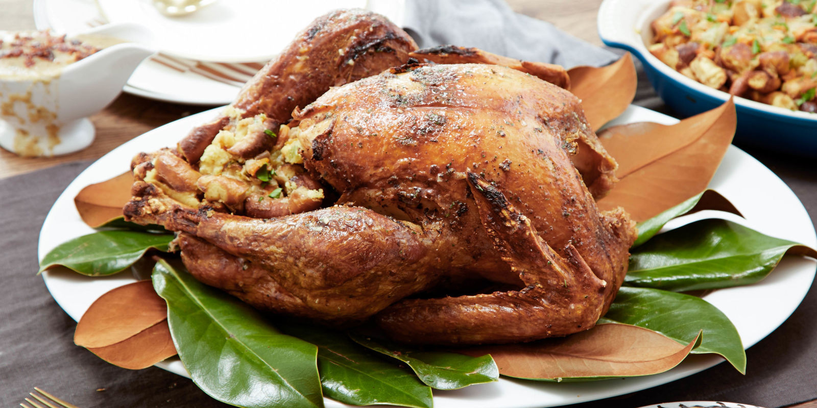 Classic Turkey Recipes Thanksgiving  40 Traditional Thanksgiving Dinner Menu and Recipes
