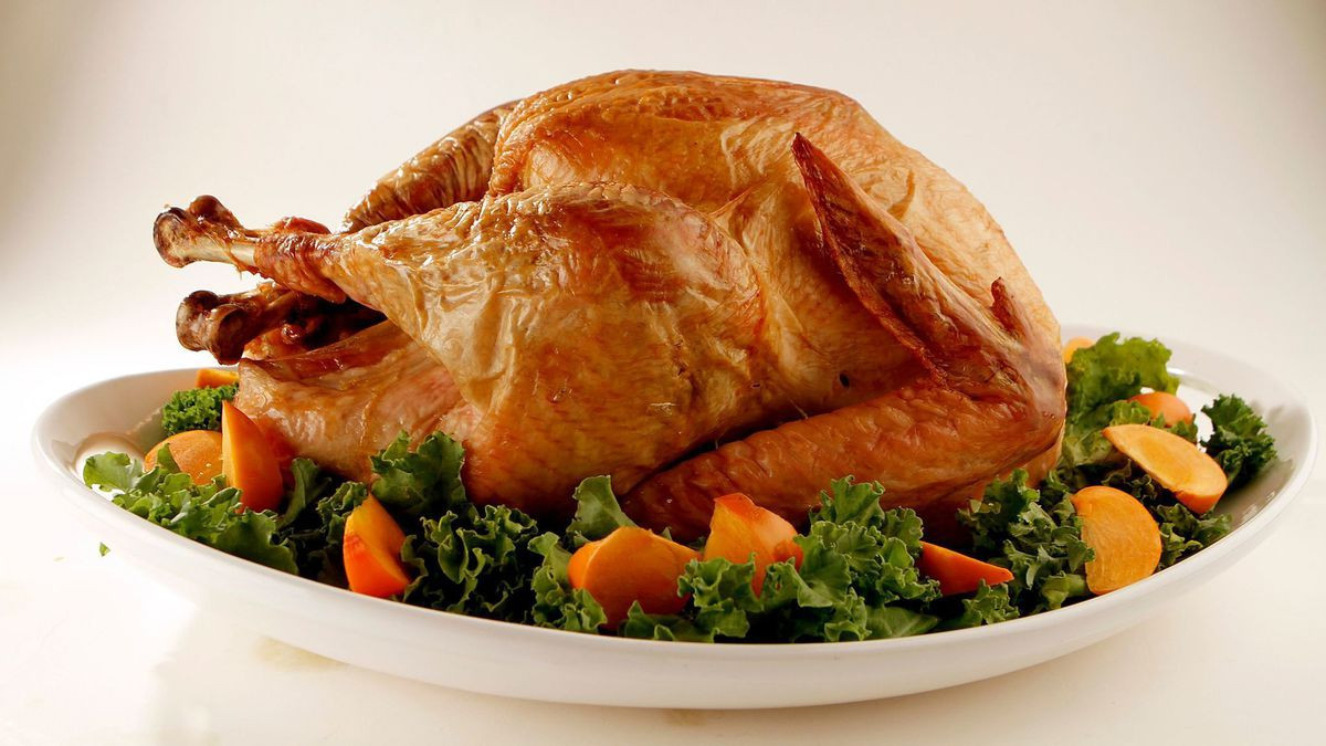 Cooked Thanksgiving Turkey  A beginner s guide to cooking a Thanksgiving turkey