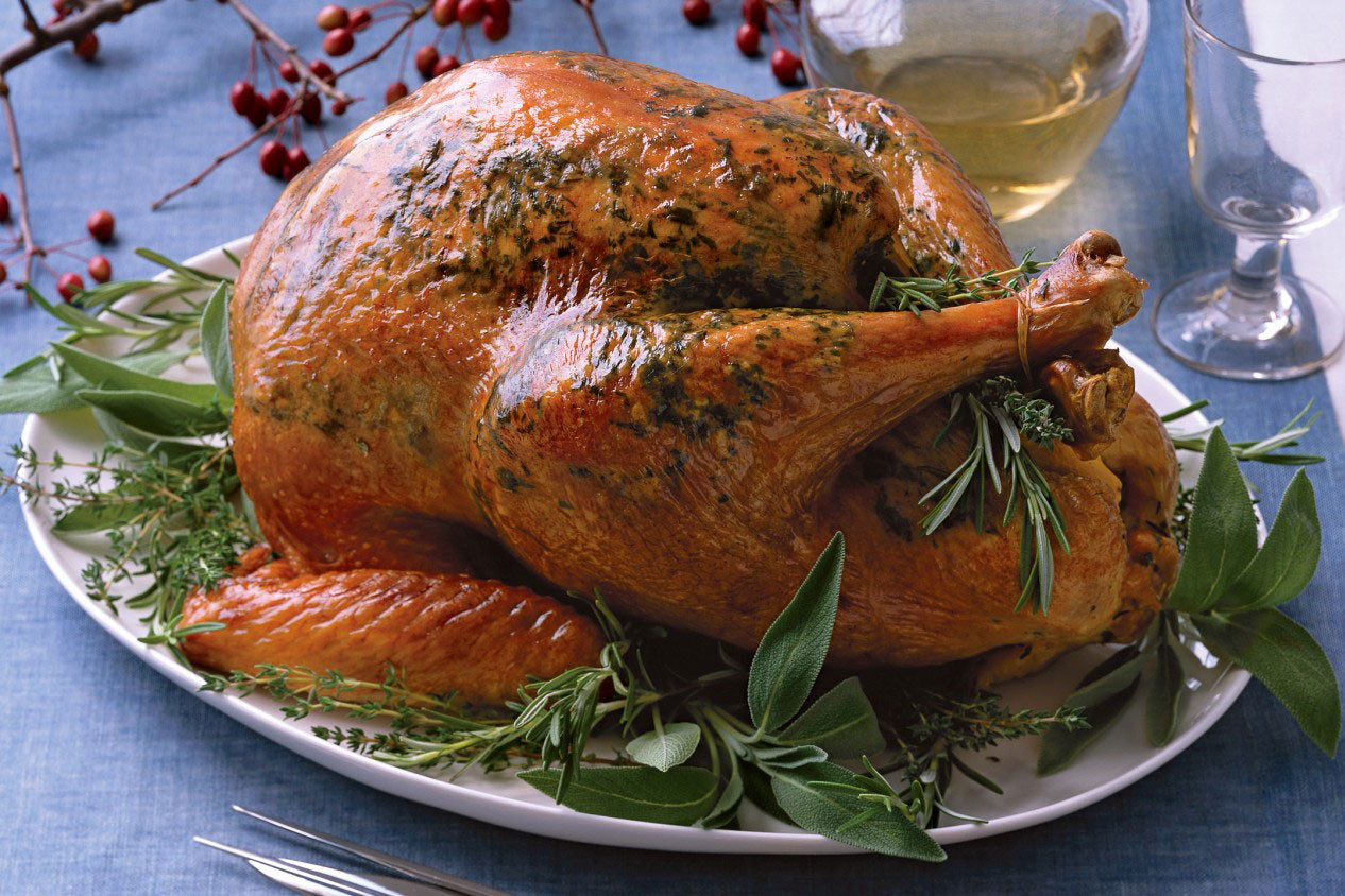 Cooked Turkey For Thanksgiving  Don t Get Caught Making This e Big Slow Cooker Mistake