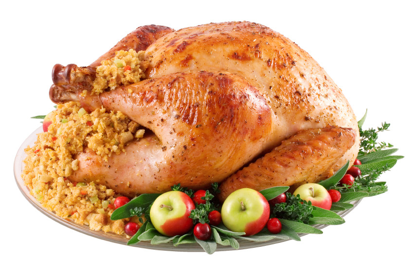 Cooked Turkey For Thanksgiving  Thanksgiving Recipes Cranberry Sauce and Stuffing vs