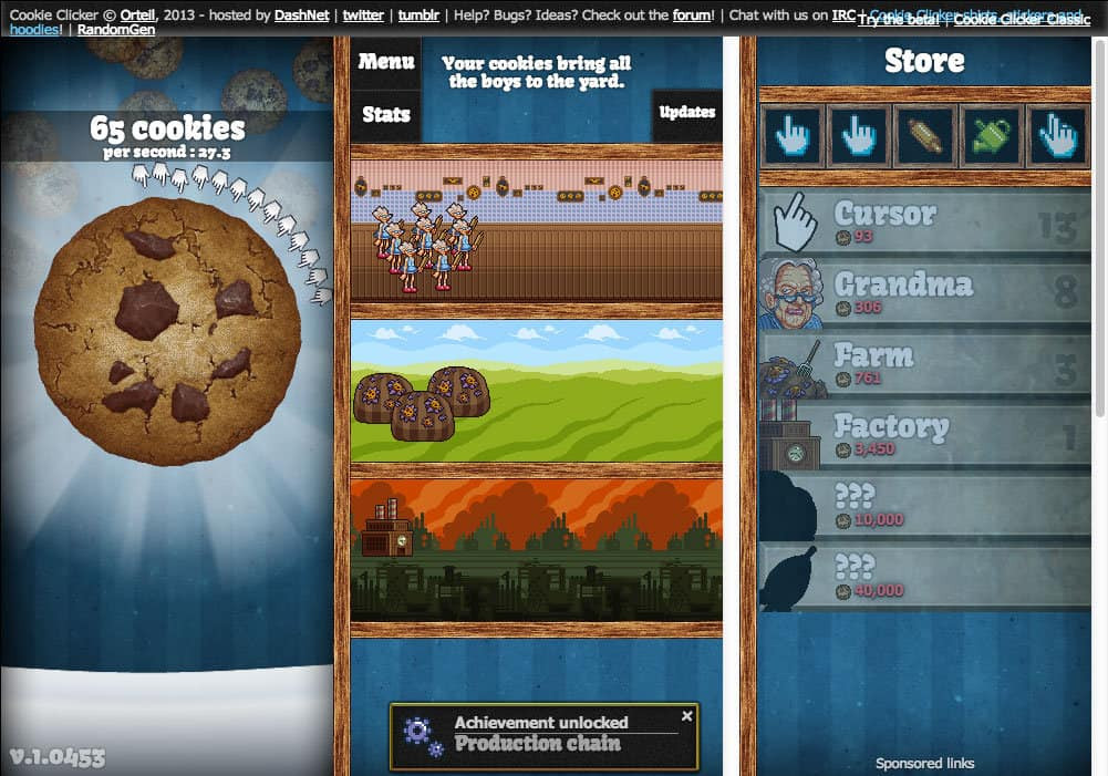 Cookie Clicker Halloween Cookies  Cookie er game FunnyGames