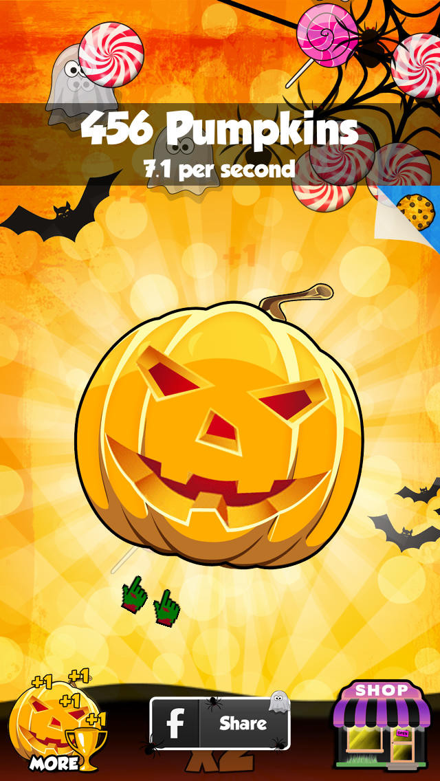Cookie Clicker Halloween Cookies  Play Cookie ers Halloween Edition Game line
