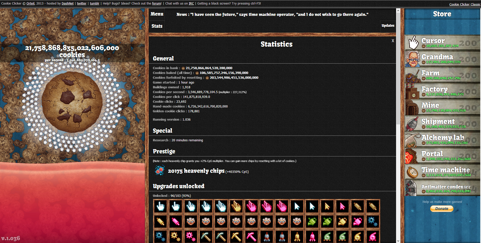 Cookie Clicker Halloween Cookies  1 0 Update Cookie er Wiki