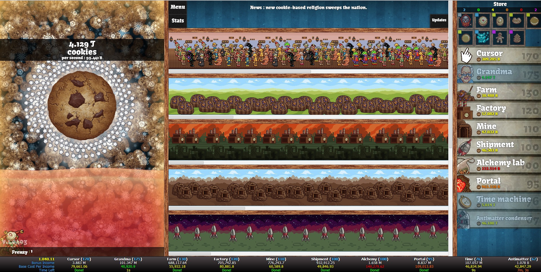 Cookie Clicker Halloween Cookies  Cookie er Page 12