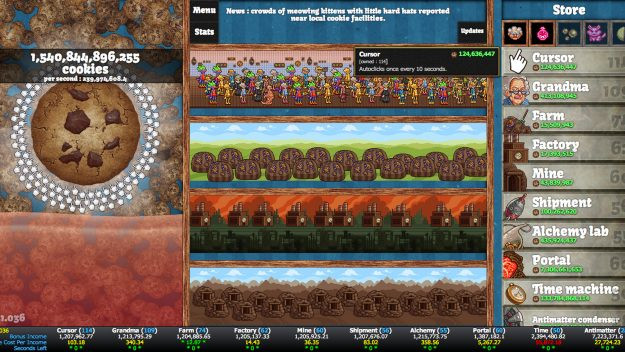 Cookie Clicker Halloween Cookies  Google s Halloween Game Is All About A Spell Casting Cat