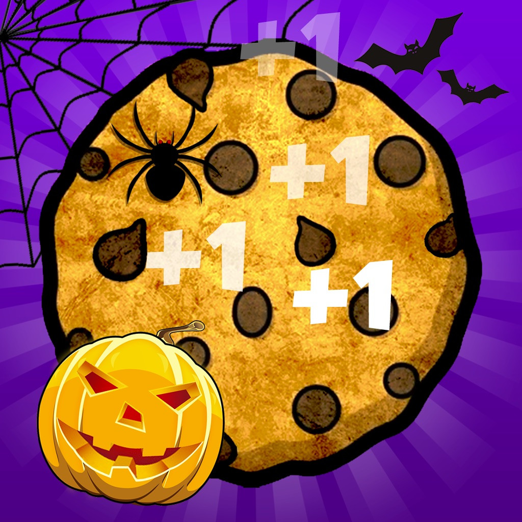Cookie Clicker Halloween Cookies  Cookie ers Halloween Edition on the App Store