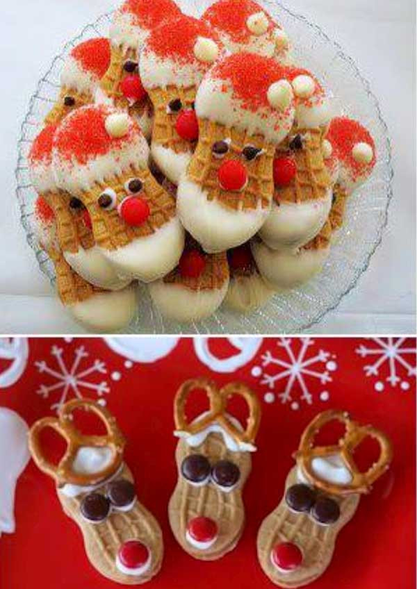 Cookies To Make For Christmas  25 DIY Ideas For Christmas Treats To Make Your Festive