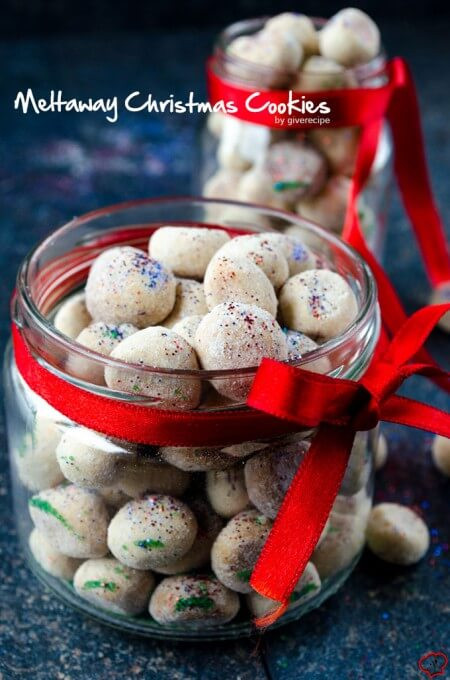 Cookies To Make For Christmas  Meltaway Christmas Cookies Give Recipe