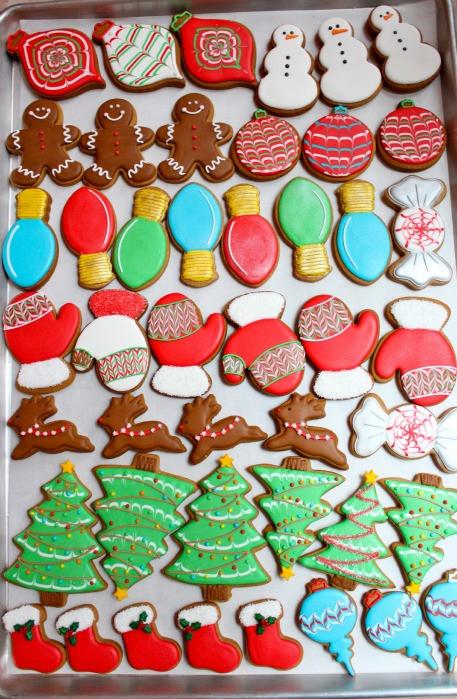 Cookies To Make For Christmas  Christmas Cookies