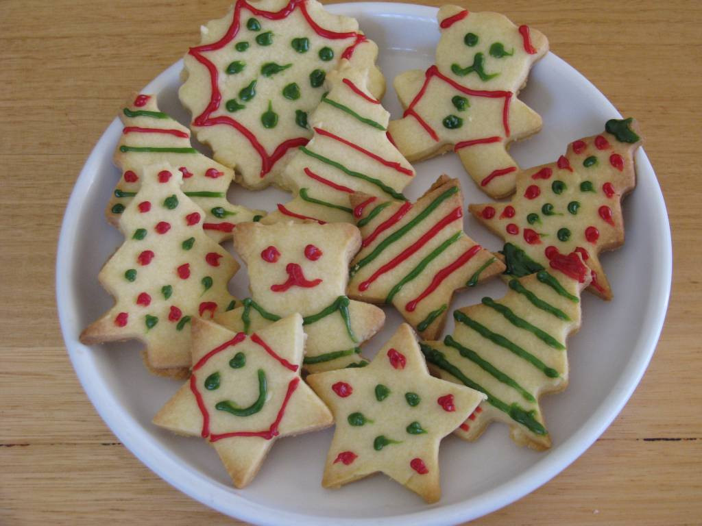 Cookies To Make For Christmas  Free Fun Christmas Activities 4 Kids eBook