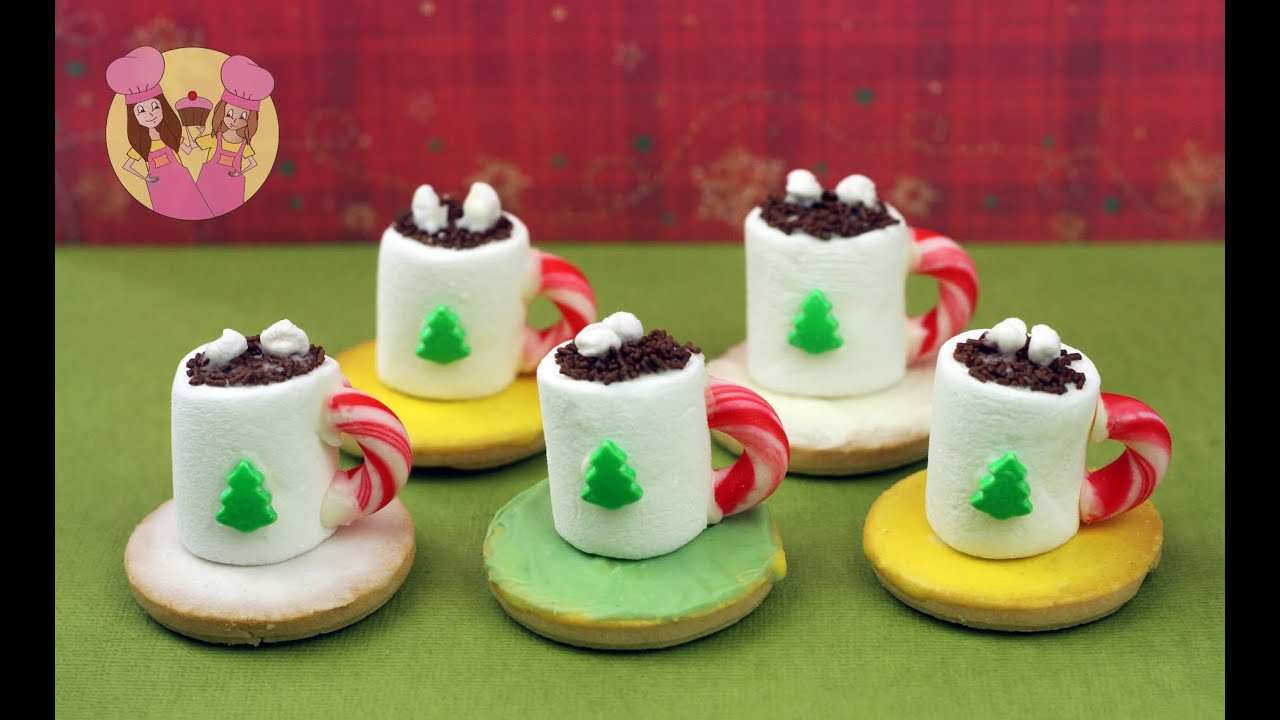 Cookies To Make For Christmas  Christmas HOT COCOA TREATS make mini hot chocolate