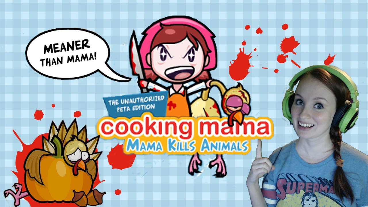 Cooking Mama Thanksgiving Turkey  The RIGHT way to cook a turkey