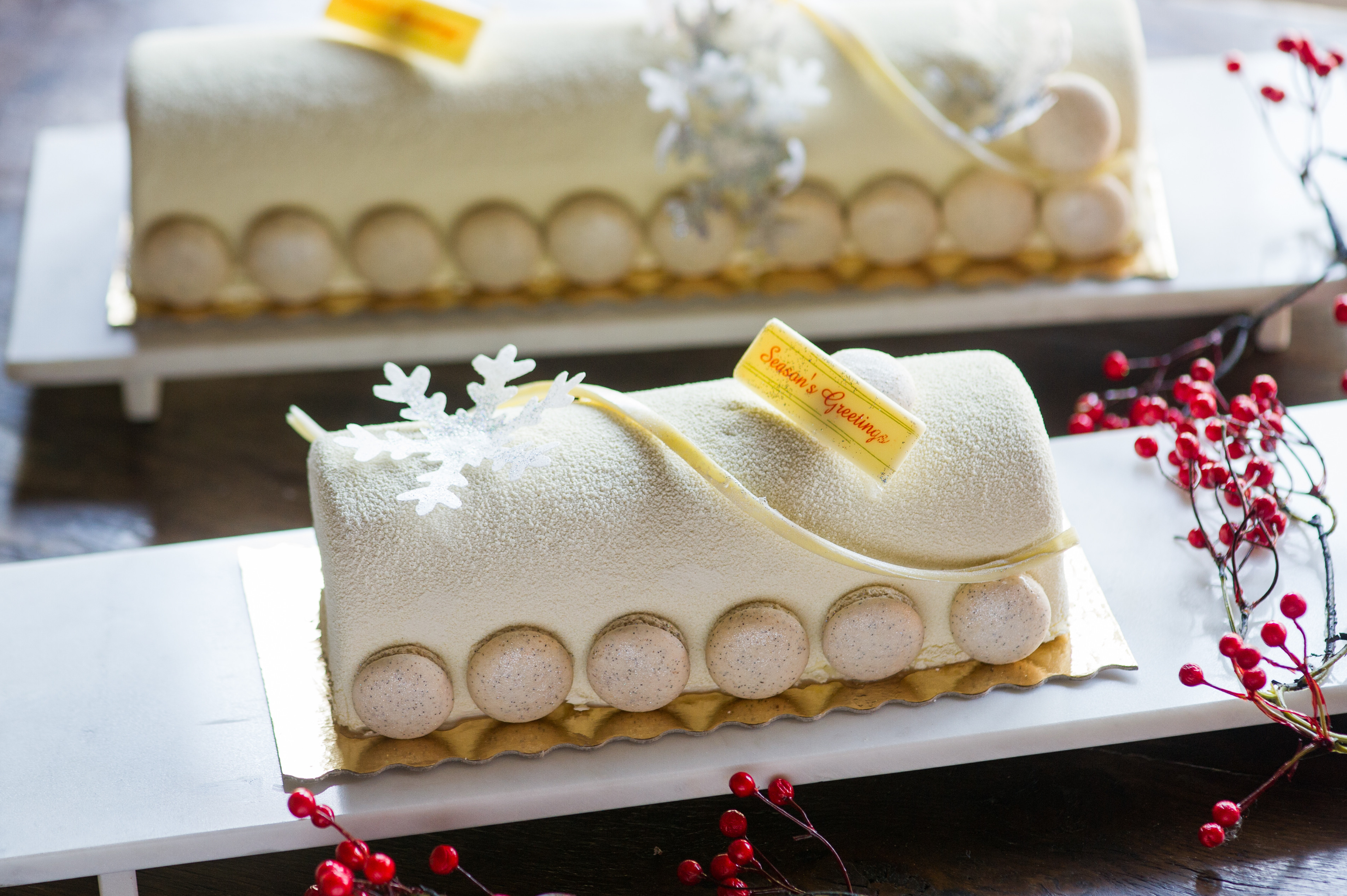 Cool Christmas Desserts  Best Unique Holiday Desserts in LA