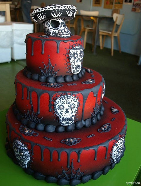 Cool Halloween Cakes  Cool Halloween Cakes – The Scarydad Podcast