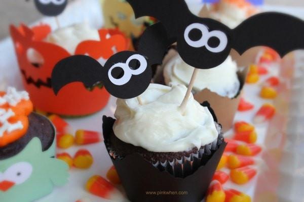 Cool Halloween Cupcakes  Halloween Cupcake Ideas PinkWhen
