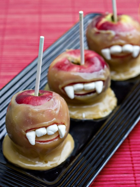 Cool Halloween Desserts  Pop Culture And Fashion Magic Easy Halloween food ideas