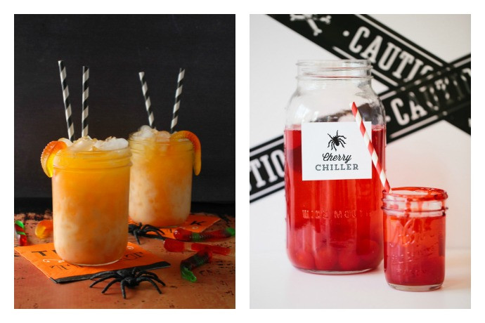 Cool Halloween Drinks  Creepy mocktails and other non alcoholic Halloween drinks