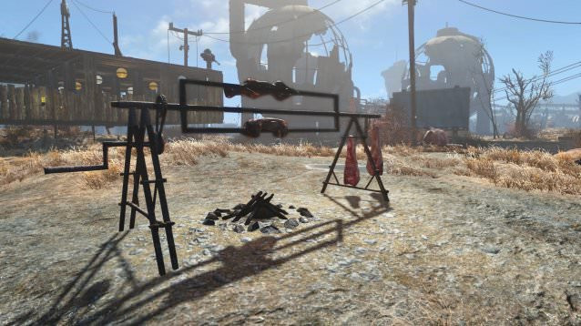 Corn Fallout 4  How Crafting In Fallout 4 Kept Me Going