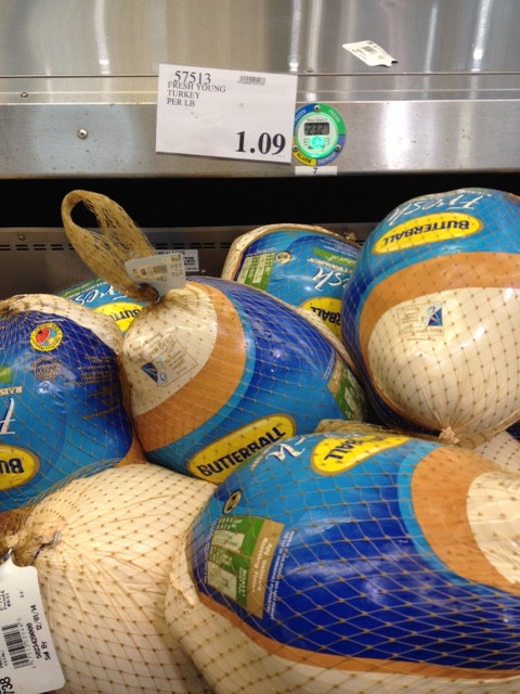 Costco Fresh Turkey For Thanksgiving  How to find a low sodium Thanksgiving turkey – The No Salt