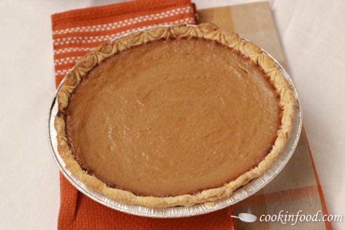 Costco Pies Thanksgiving  Better than Costco Pumpkin Pie Recipe