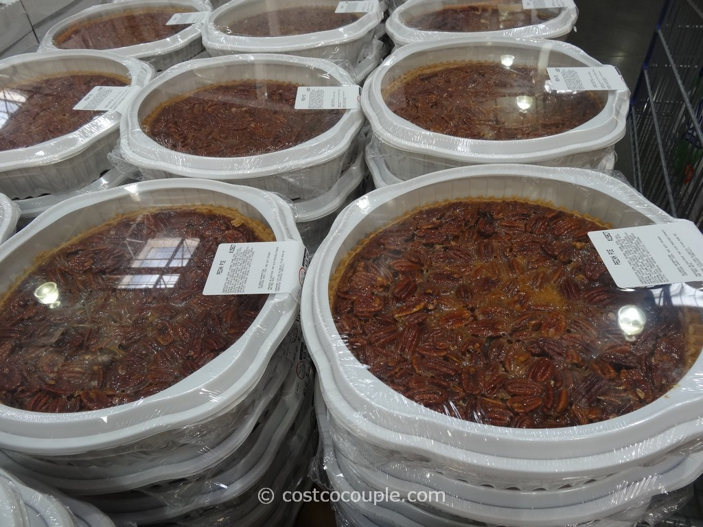 Costco Pies Thanksgiving  Kirkland Signature Pecan Pie