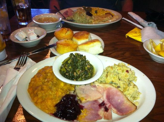 Cracker Barrel Thanksgiving Dinner  Thanksgiving turkey Picture of Cracker Barrel Kissimmee