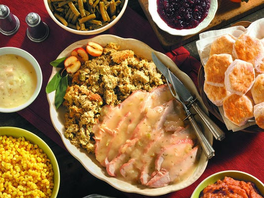 Cracker Barrel Thanksgiving Dinner  9 East Valley places to order Thanksgiving dinner to go