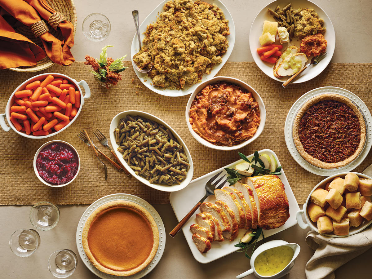 Cracker Barrel Thanksgiving Dinner  5 Places You Can Pick Up Ready Made Thanksgiving Dinner
