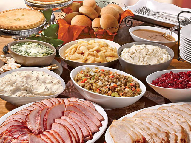 Cracker Barrel Thanksgiving Dinner To Go Price  For cooking 7 places to a Thanksgiving meal