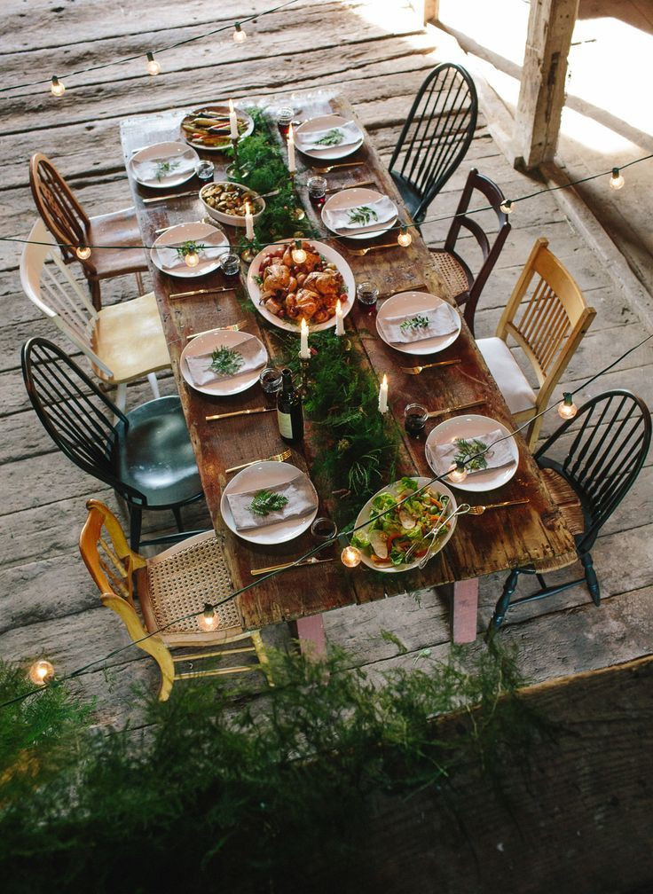 Craigs Thanksgiving Dinner  1000 ideas about Mixed Dining Chairs on Pinterest