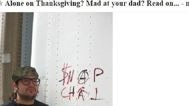 Craigslist Thanksgiving Dinner  Nick Schmidt posts funny ad on Craigslist Nashville