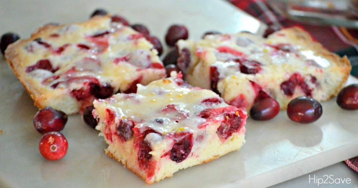 Cranberry Christmas Cake Recipe  Cranberry Christmas Cake Recipe Hip2Save