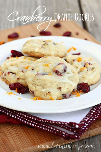 Cranberry Christmas Cookies  1000 ideas about Dried Cranberries on Pinterest