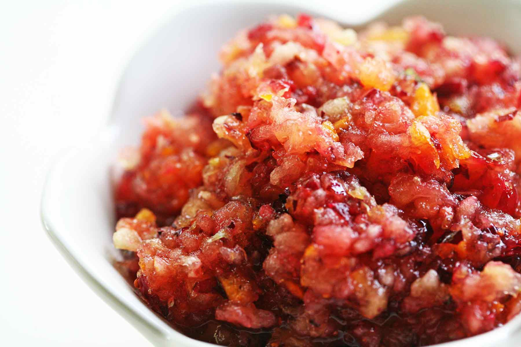 Cranberry Recipes For Thanksgiving  Cranberry Relish Recipe