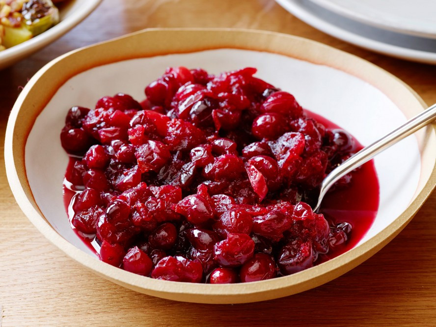 Cranberry Sauce Recipes For Thanksgiving  10 Perfect Side Dishes for Your Thanksgiving Turkey