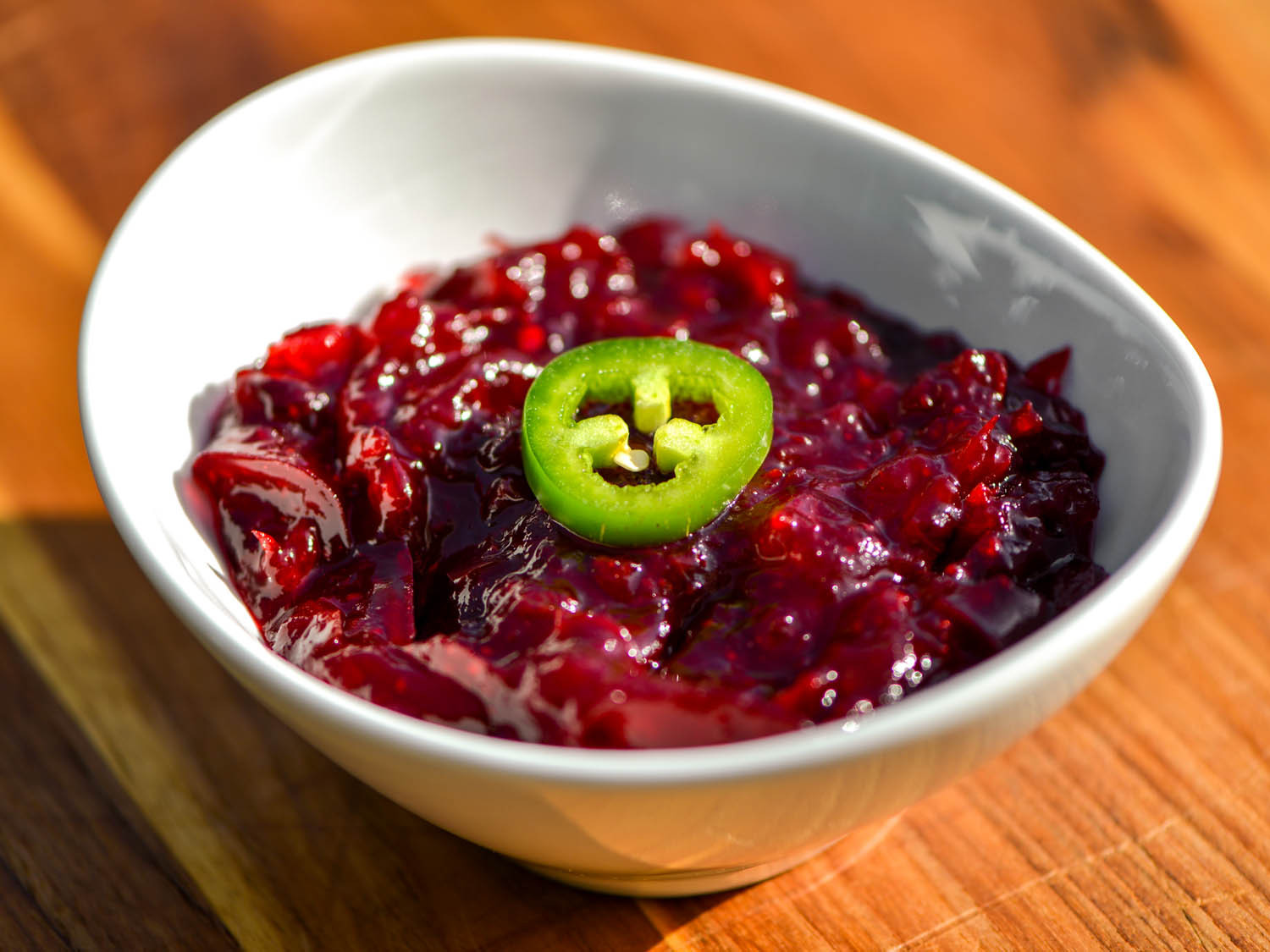 Cranberry Sauce Recipes For Thanksgiving  Smoky Jalapeño and Lime Cranberry Sauce Recipe