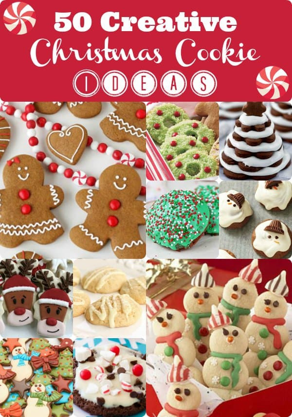Creative Christmas Cookies  Creative Christmas Cookie Ideas 50 Yummy Ideas