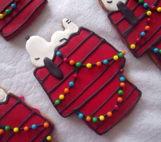 Creative Christmas Cookies  Food & Favor Creative Cookies Weddbook