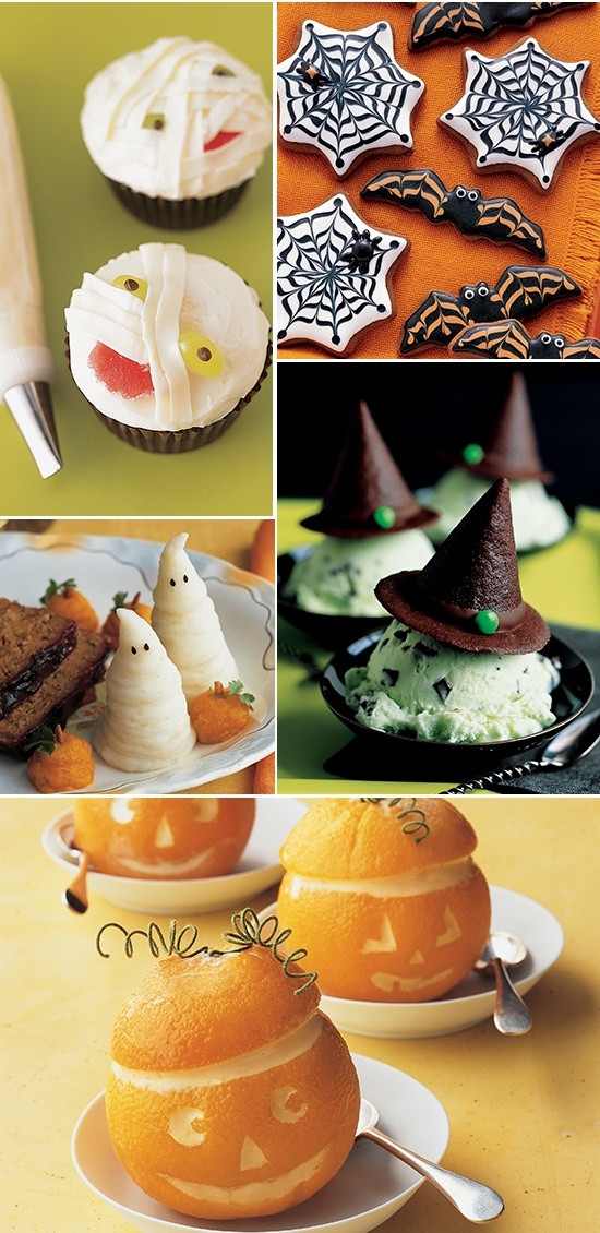 Creative Halloween Desserts  Pop Culture And Fashion Magic Easy Halloween food ideas