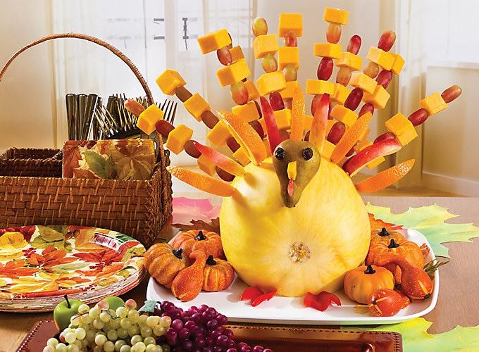 Creative Thanksgiving Appetizers  Thanksgiving Appetizer & Dessert Ideas Party City