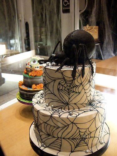 Creepy Halloween Cakes  Top 12 Creepy Halloween Cake Ideas – Easy & Unique Party