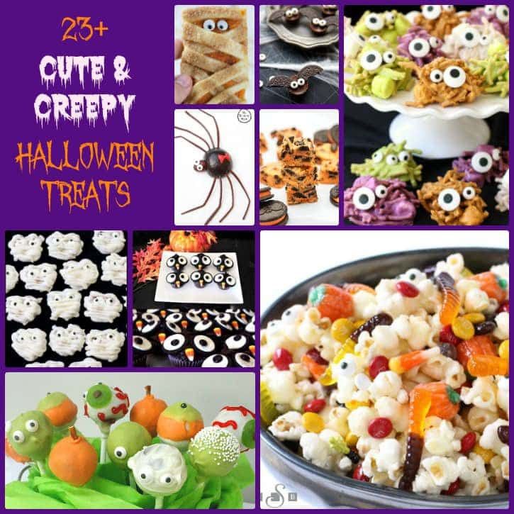 Creepy Halloween Desserts  CUTE & CREEPY HALLOWEEN TREATS Butter with a Side of Bread