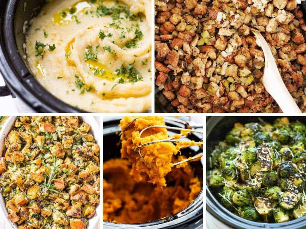 Crock Pot Thanksgiving Side Dishes  Crockpot Side Dishes you Need this Holiday Season