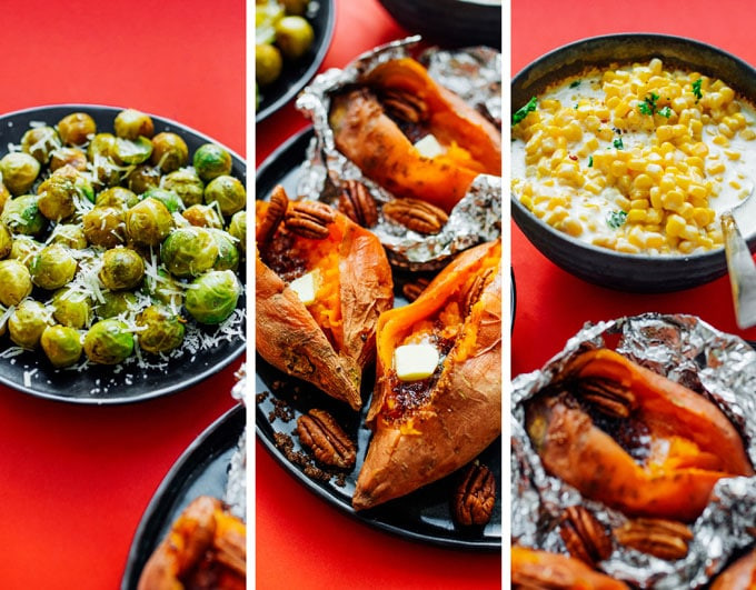 Crockpot Side Dishes For Thanksgiving  3 Slow Cooker Thanksgiving Side Dishes At The Same Time