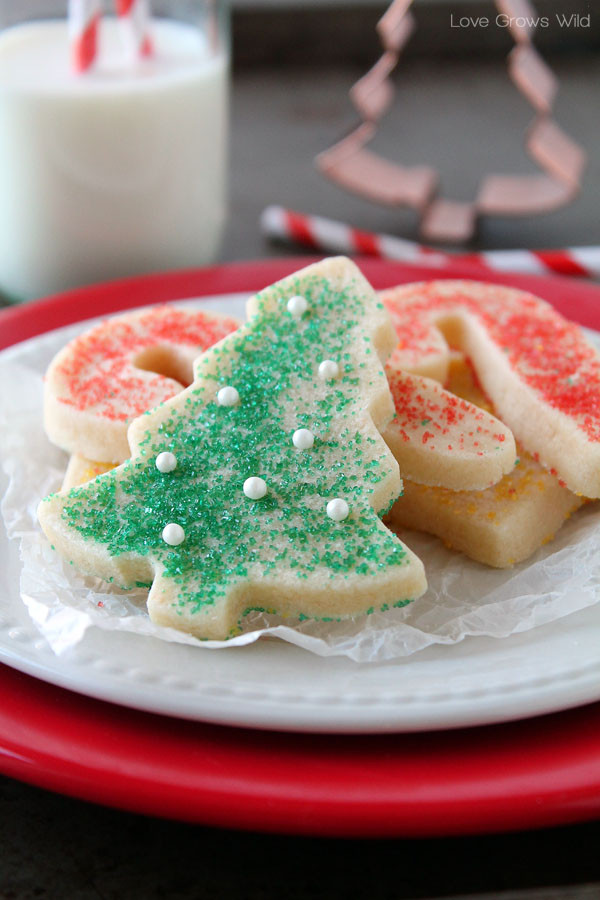 Cut Out Christmas Cookies  25 more Christmas cookie exchange recipes