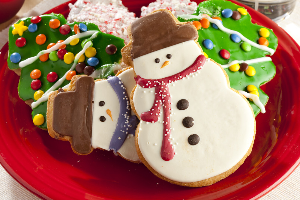 Cut Out Christmas Cookies  Christmas Cut Out Cookies – CookieRecipes