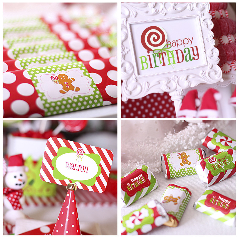 Cute Christmas Candy Ideas  Amanda s Parties To Go NEW Birthday Candy Christmas