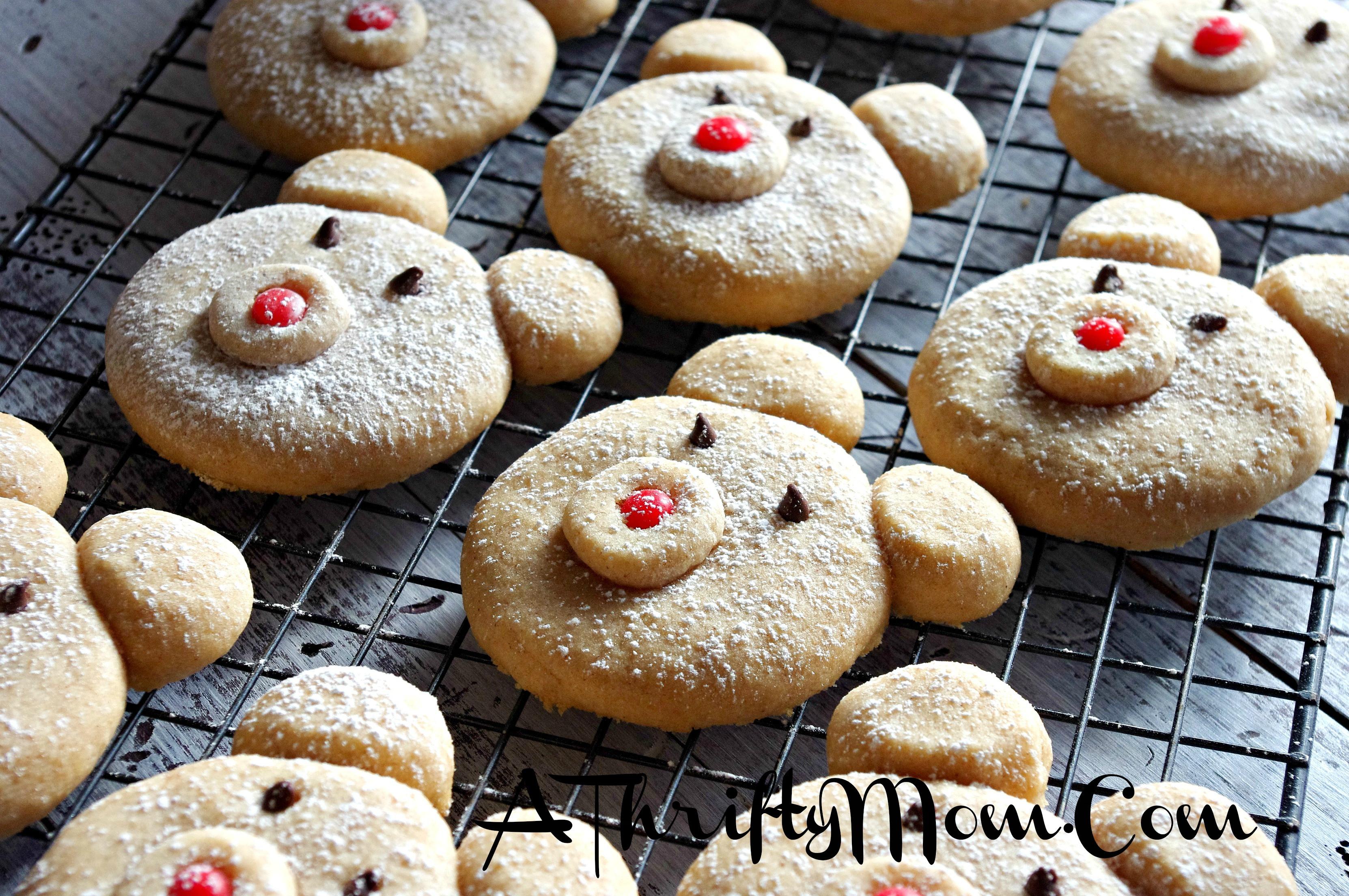 Cute Christmas Cookies Recipes  Christmas Cookies Cute Christmas Cookies How To Make