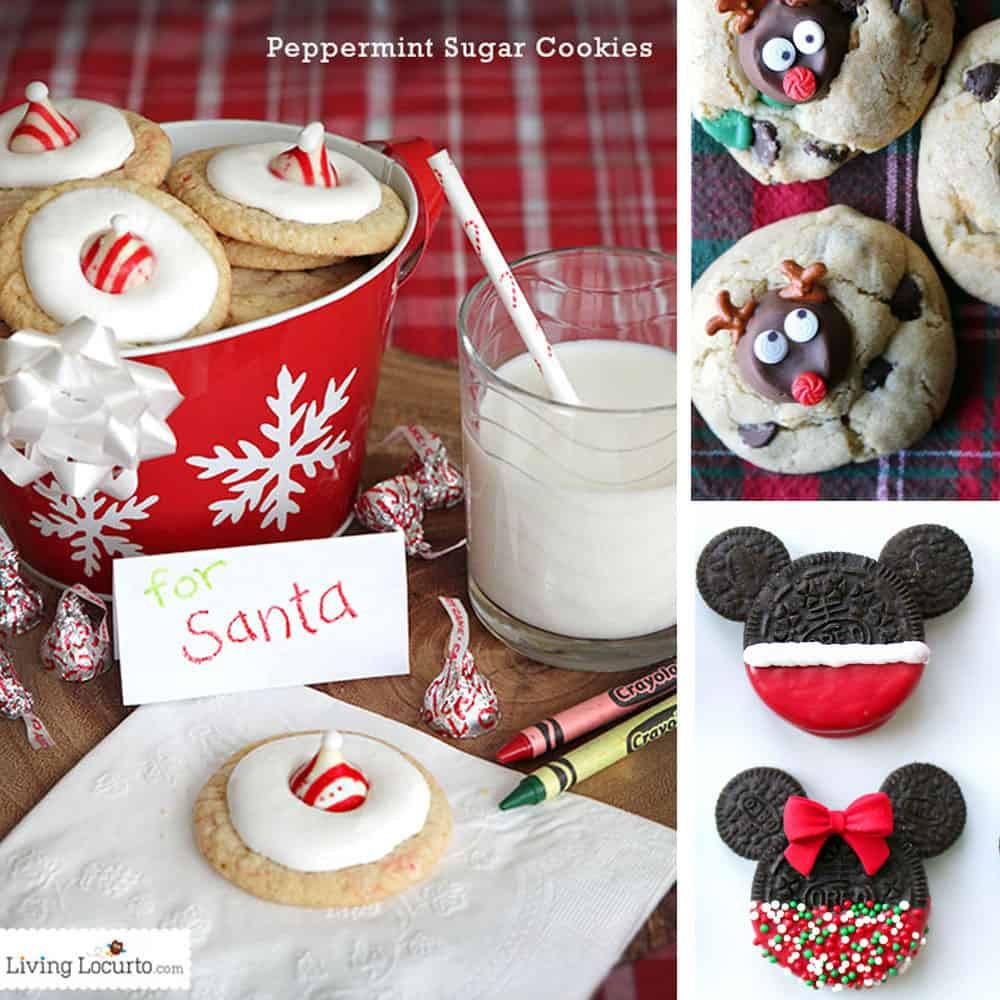 Cute Christmas Cookies Recipes  Cute Christmas Cookies Living Locurto
